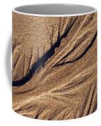 Ripples In The Sand Coffee Mug