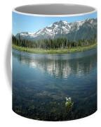Ripples On Lake Of Mt Tallac Coffee Mug