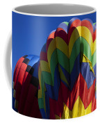 Rising Hot Air Balloons Coffee Mug