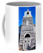 Rising To The Sky Coffee Mug