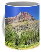 Rising Wolf Mountain Coffee Mug