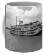 River Boat Queen Coffee Mug