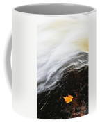 River In Fall Coffee Mug