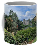 River In Front Of A Castle, Johnstown Coffee Mug