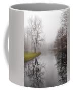 River In The Fog Coffee Mug