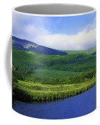 River Roe, Binevenagh, Co Derry Coffee Mug