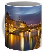River Seine And The Concierge Coffee Mug