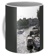 River Seine. Paris Coffee Mug