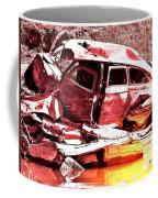 River Wreck Ver2 Coffee Mug
