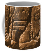 Riverboat On Ancient Seal Coffee Mug