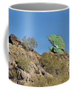 Road Frog Coffee Mug