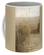 Road Not Traveled  Coffee Mug