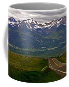 Road To The Sangre De Cristos Coffee Mug