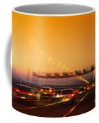 Road Traffic Coffee Mug