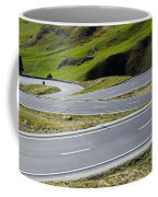 Road With Curves Coffee Mug by Mats Silvan