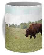 Roaming The Plains Coffee Mug