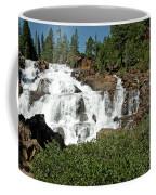 Roaring Falls Glen Alpine Falls Coffee Mug