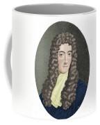 Robert Boyle, British Chemist Coffee Mug