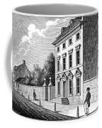 Robert Morris House Coffee Mug