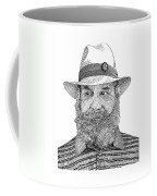 Roberto Villa Real Coffee Mug by Jack Pumphrey