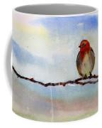 Robin 1 Coffee Mug by Anil Nene