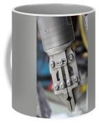 Robotic Arm On Deep Sea Submarine Coffee Mug