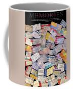 Rock And Roll Memories Coffee Mug