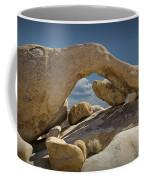 Rock Arch Near Joshua Tree No 0294 Coffee Mug