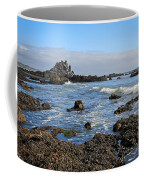 Rock Beach Coffee Mug