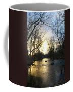 Rock Creek Near Gettysburg Coffee Mug
