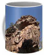 Rock Formations Bhimbhetka Coffee Mug