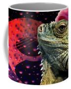 Rock Lizard Coffee Mug
