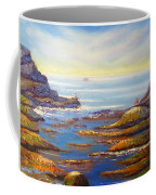 Rock Pools At North Beach Wollongong Coffee Mug