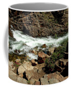 Rock Steps To Glen Alpine Creek Coffee Mug