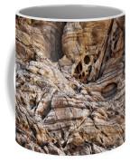 Rock Texture Coffee Mug by Kelley King