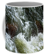 Rock Tumbler Coffee Mug