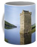 Rockfleet Castle On Clew Bay, County Coffee Mug