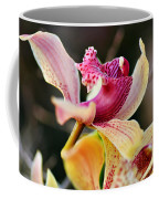 Rocking Chair Orchid Coffee Mug