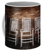 Rocking Chairs Coffee Mug
