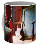Rocking Horse In Attic Coffee Mug