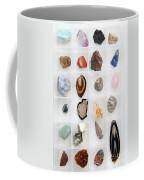 Rocks And Minerals Coffee Mug
