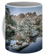 Rocks And Reflections Coffee Mug