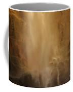 Rocks In The Mist Coffee Mug