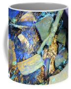 Rocks Of Gold Coffee Mug