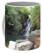 Rocks Of The Falls Coffee Mug