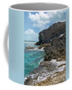 Rocky Barrier Island Coffee Mug