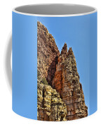 Rocky Cliff Coffee Mug