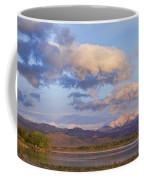 Rocky Mountain Early Morning View Coffee Mug