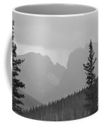 Rocky Mountain High Bw Coffee Mug