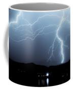 Rocky Mountain Storm  Coffee Mug